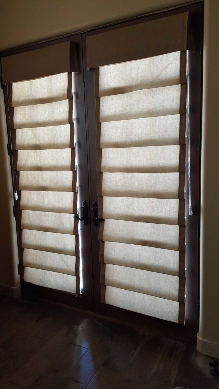 Roman Shades Athena S Window Fashions