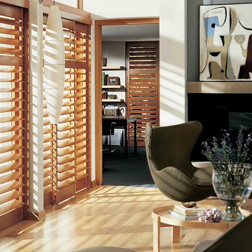 living room styles chandler - Heritance Hardwood Shutters