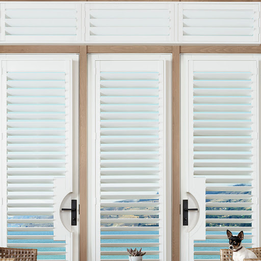 window treatments mesa - Palm Beach Polysatin Shutters